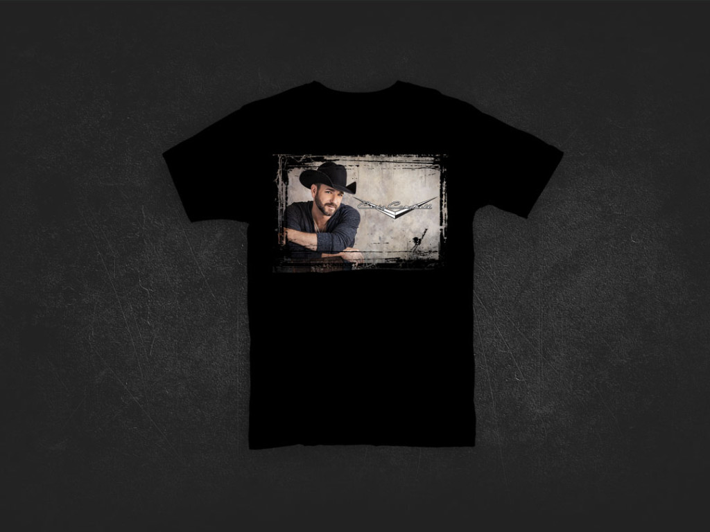 Craig Campbell T shirt