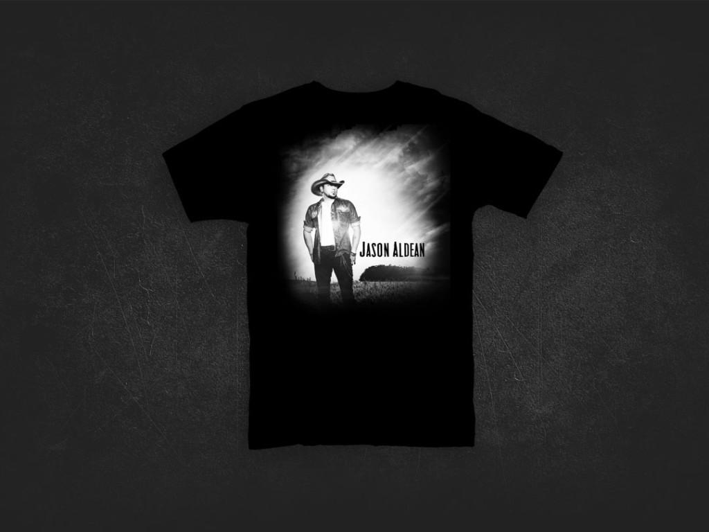 Jason Aldean T shirt
