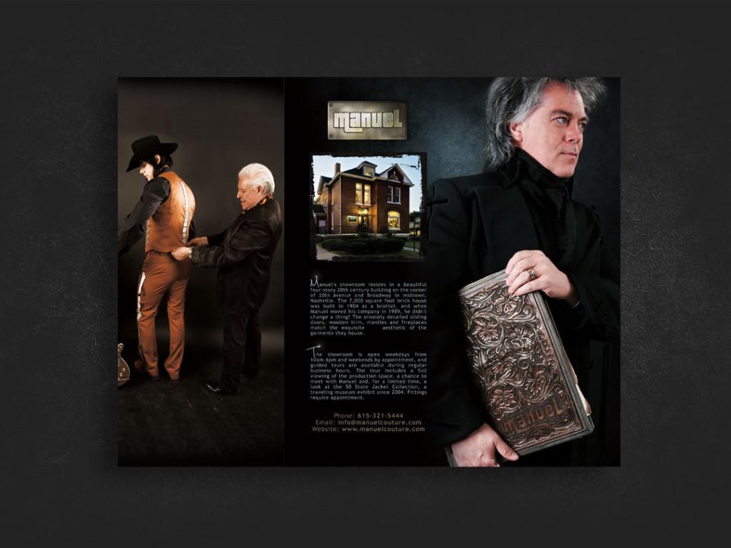 Manuel Brochure