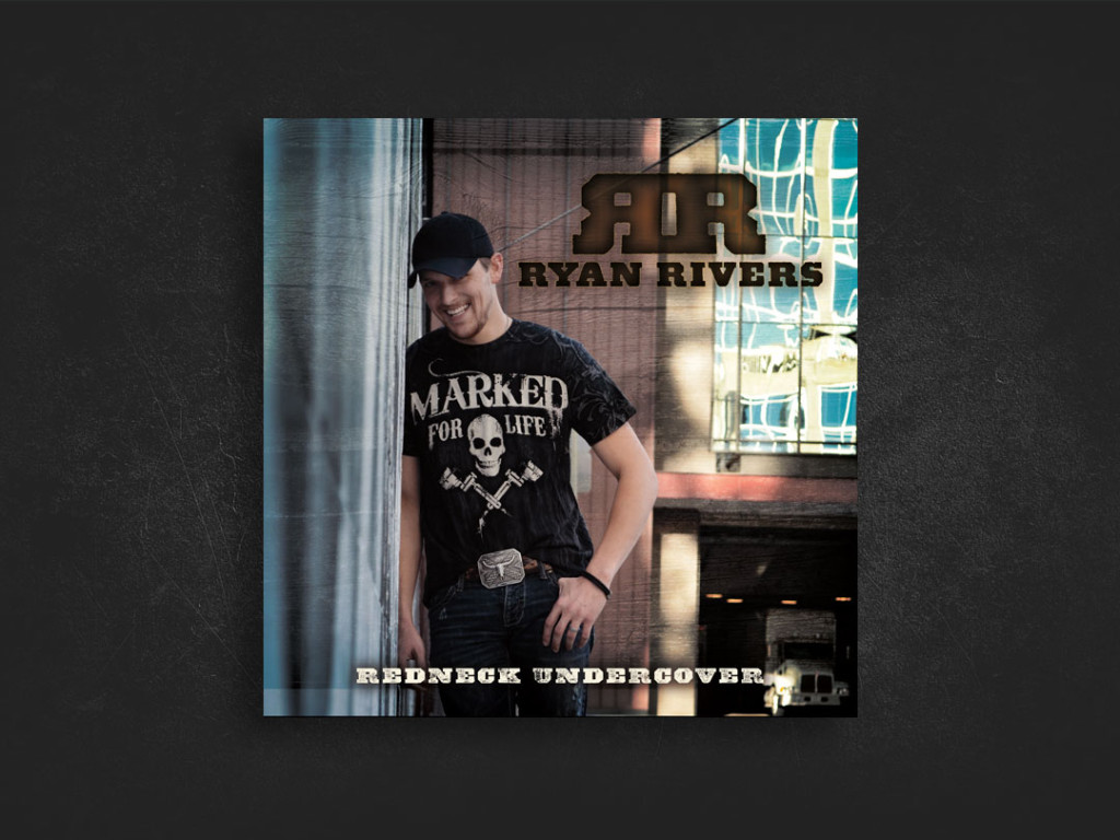 Ryan Rivers CD Design