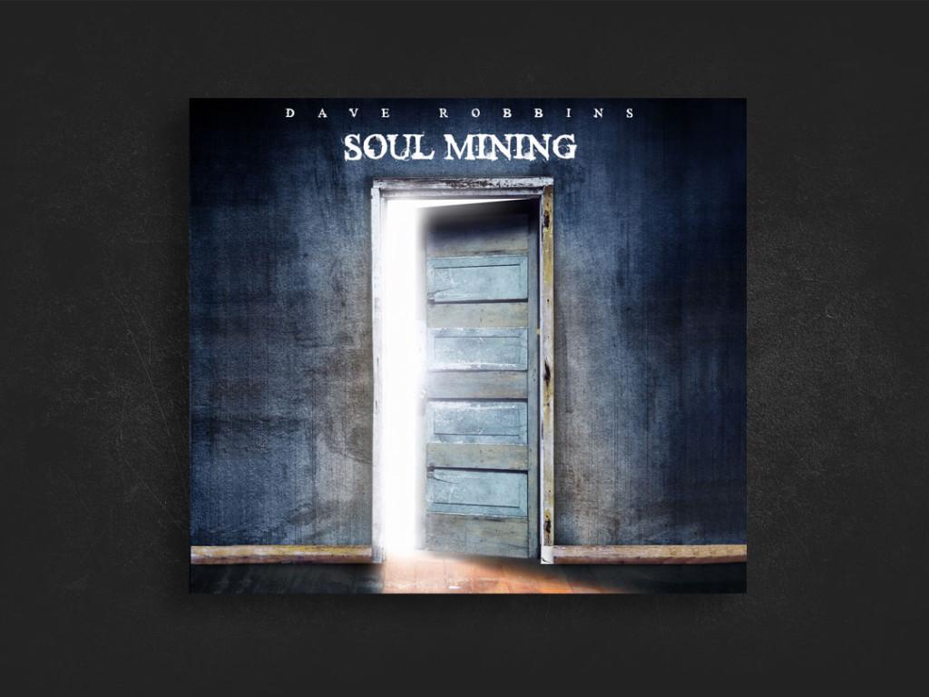 Soul Mining CD Design
