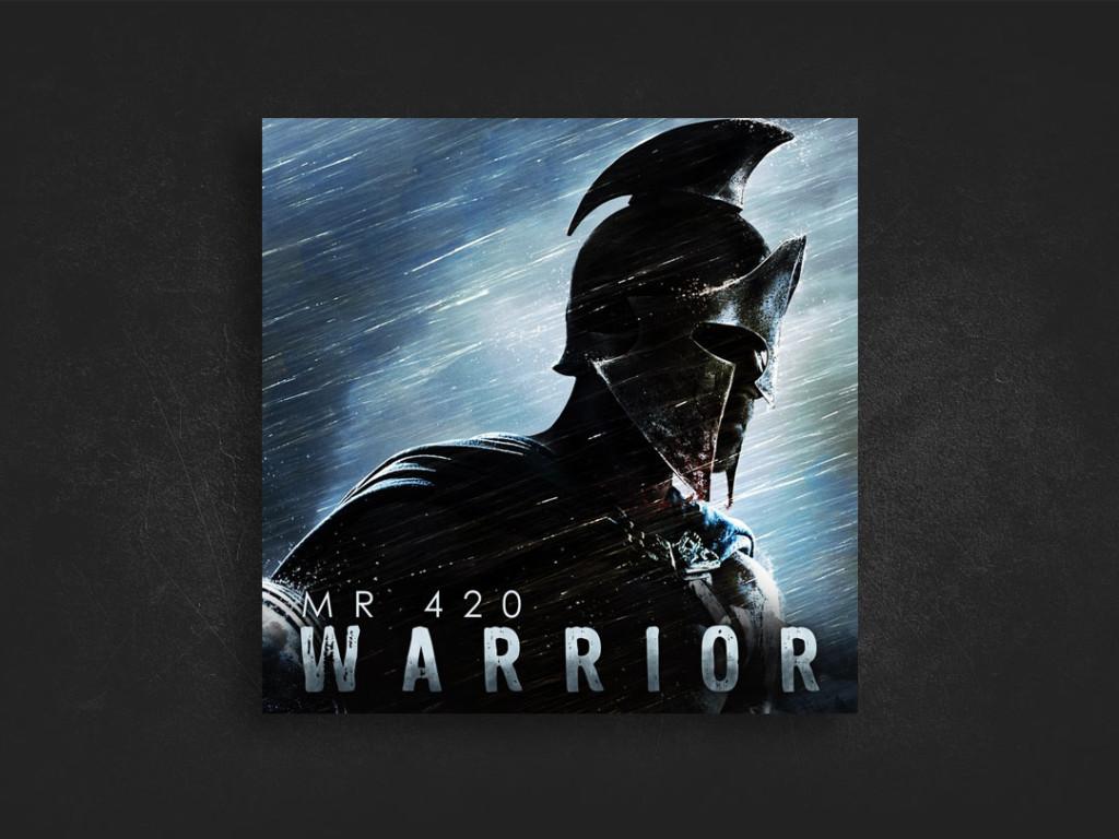 Warrior CD Design